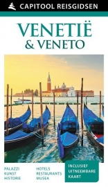 Reisgids Venetië & Veneto   Capitool   ISBN 9789000342327