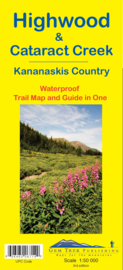 Wandelkaart Highwood & Cataract Creek | Gem Trek nr. 9 | 1:50.000 |  ISBN 9781895526714