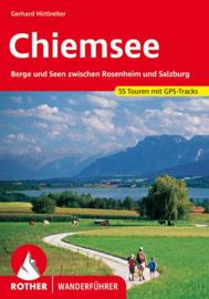 Wandelgids Chiemsee | Rother Verlag | Berge und Seen zwischen Rosenheim und Salzburg | ISBN 9783763343294
