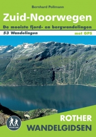 Wandelgids Noorwegen Zuid | Rother - Elmar | ISBN 9789038924625