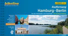 Fietsgids Hamburg-Berlin Radweg  - 380 km. | Bikeline | ISBN 9783850008808