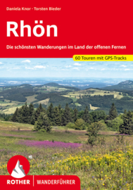 Wandelgids Rhön | Rother Verlag | ISBN 9783763345755