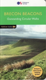 Wandelgids Brecon Beacons | Pathfinder Guides | ISBN 9780319090015