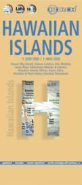 Wegenkaart Hawaiian Isles | Borch | 1:200.000 - 1:400.000 | ISBN 9783866093201