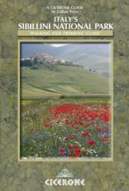 Wandelgids-Trekkinggids Italy`s Sibillini National Park | Cicerone | Umbrië - Marche - Italië | ISBN 9781852845353