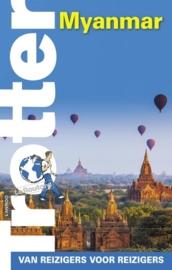 Reisgids Myanmar | Lannoo Trotter | ISBN 9789401425964