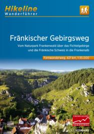 Wandelgids Fränkischer Gebirgsweg | Hikeline | 421 km | ISBN 9783850007146
