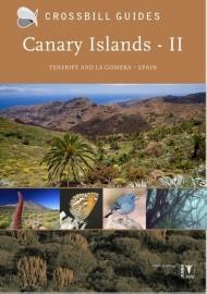 Natuurgids Canarische eilanden dl. 2 Tenerifa en La Gomera | Crossbill Guides | ISBN 9789491648069