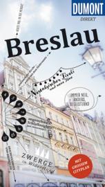 Stadsgids Breslau Direkt | Dumont Verlag |  ISBN 9783770183111