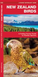 Vogelgids Nieuw Zeeland - Kaartvorm | Waterford press | ISBN 9781583558898