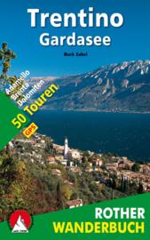 Wandelgids Trentino - Gardasee | Rother Verlag | ISBN 978376330423