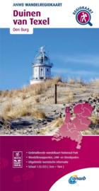 Wandelkaart Texel - Duinen van Texel | ANWB | 1:33.333 | ISBN 9789018046583