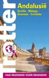 Reisgids Andalusië | Lannoo Trotter  | ISBN 9789401466196
