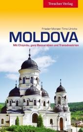 Reisgids Moldavië - Moldova | Trescher Verlag | ISBN 9783897944558