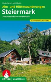 Wandelgids Steiermark | Rother Verlag | ISBN 9783763331642