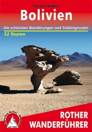 Wandelgids - Trekkinggids Bolivien - Bolivia | Rother Verlag | ISBN 9783763343652