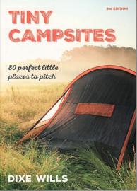 Campinggids Tiny Campsites in Engeland, Schotland en Wales | AA | ISBN 9780749578480