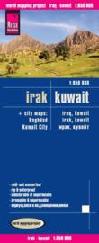 Wegenkaart Irak - Koeweit | Reise Know How | 1:850.000 | ISBN 9783831773350
