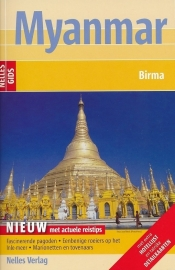 Reisgids Myanmar - Birma | Nelles | ISBN 9783865743480