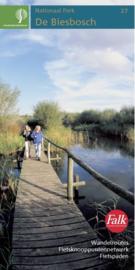 Wandelkaart Biesbosch 27 | Staatsbosbeheer | 1:25.000 | ISBN 9789028703841