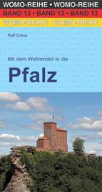 Campergids Pfalz | WOMO verlag 13 | ISBN 9783869031354