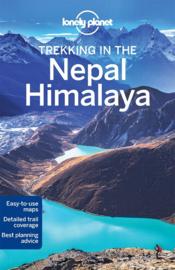 Trekkinggids Trekking in the Nepal Himalaya | Lonely Planet | ISBN 9781741792720