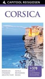 Reisgids Corsica | Capitool | ISBN 9789000341597