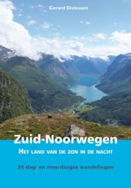 Wandelgids Zuid Noorwegen | Elmar | ISBN 9789038926872