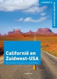Reisgids Californië en Zuidwest USA | Lannoo | ISBN 9789401418058