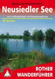 Wandelgids Rother Neusiedler See | Rother Verlag | ISBN 9783763343324
