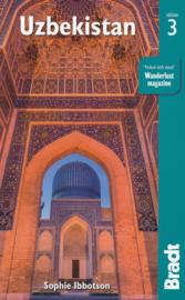 Reisgids Oezbekistan - Uzbekistan | Bradt | ISBN 9781784771089