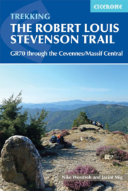 Wandelgids The Robert Louis Stevenson Trail   Cicerone   ISBN 9781852849184