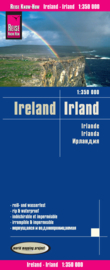 Wegenkaart Ierland | Reise Know How Irland | 1:350.000 | ISBN 9783831773473