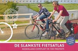 Fietsgids De slankste fietsatlas | Buijten en Schipperheijn | 1:150.000 | ISBN 9789463690362
