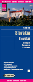 Wegenkaart Slowakije | Reise Know How | 1:280.000 | ISBN 9783831774104