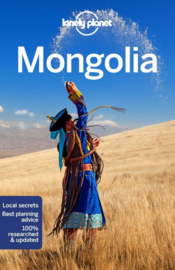 Reisgids Mongolia - Mongolië | Lonely Planet | ISBN 9781786575722
