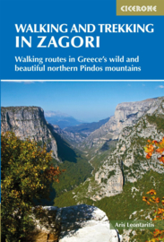 Wandelgids Zagori - Walking and Trekking | Cicerone | ISBN 9781852849412