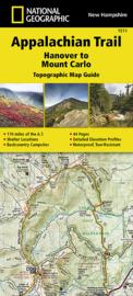 Wandelkaart Appalachian Trail –  Hanover to Mount Carlo | 1:63360 | National Geographic 1511 | ISBN 9781597756488
