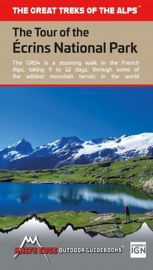 Wandelgids Tour of the Ecrins National Park | Knife Edge Outdoor | ISBN 9781912933006