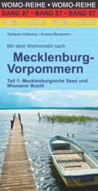 Campergids Mecklenburg-Vorpommern : deel 1 - Mecklenburgische Seen und Wismarer Bucht | WOMO | ISBN 9783869038728