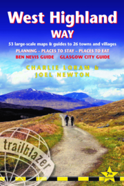 Wandelgids West Highland Way | Trailblazer | ISBN 9781912716012