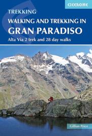 Wandelgids-Trekkinggids Gran Paradiso | Cicerone | ISBN 9781852849238