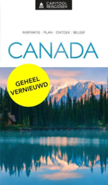 Reisgids Canada | Capitool | ISBN 9789000369102