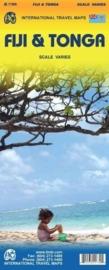 Wegenkaart Fiji & Tonga | ITMB | 1:550.000 | ISBN 9781553411734