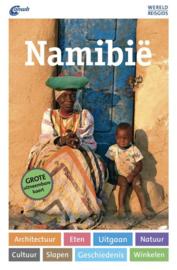 Reisgids Namibië | ANWB Wereldreisgids | ISBN 9789018044053