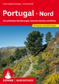 Wandelgids Noord Portugal | Rother Verlag | ISBN 9783763343799