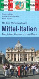 Campergids Mit dem Wohnmobil durch Mittel Italien | WOMO 79 | ISBN 9783869037929