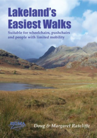 Wandelgids Lakeland`s Easiest Walks | Sigma Press | ISBN 9781850588481