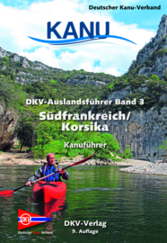 Kanogids Zuid Frankrijk en Corsica-  Südfrankreich/Korsika | DKV 3 | ISBN 9783937743714