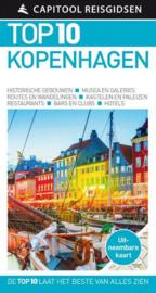 Reisgids - Stadsgids Kopenhagen | Capitool Top 10 | ISBN 9789000362738